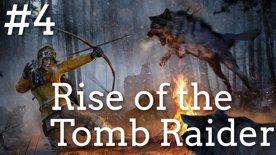 🏹 Dokončujeme hru a pak  DLC 🎯 Rise of the Tomb Raider #4