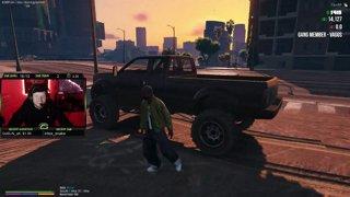 Gang initiation - GTA V RP | OpTic MaNiaC
