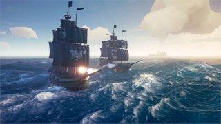 #03 Sea Of Thieves - Alma Velha e os marujos em alto mar.