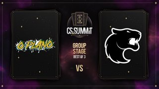 O Plano vs FURIA (Nuke) - cs_summit 8 Group Stage: Decider Match - Game 1