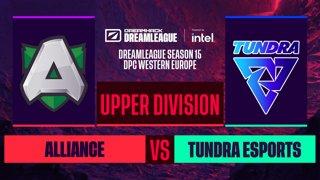 Dota2 - Alliance vs. Tundra Esports - Game 3 - DreamLeague S15 DPC WEU - Upper Division
