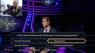 Highlight: 4 Brians 1 Game | Millionaire |  !po !youtube