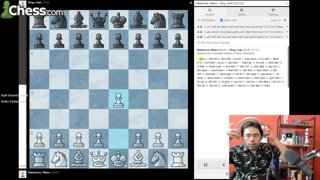 Highlight: Game Analysis vs Ding Chessable Masters QF Match 2