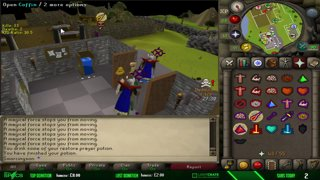 WHEN YOU KNOW ITS OGRE IN DMM
