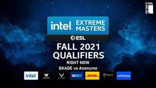 LIVE: Copenhagen Flames vs Fiend - IEM Fall Closed Qualifiers 2021 - EU
