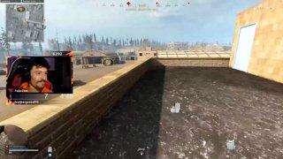 Highlight: Warzone Dubs @FaZeBlaze(392/400 WINS) !sick
