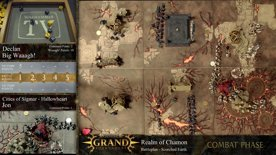 Warhammer Age of Sigmar – January 2020 Grand Tournament, Game 1 and Game 2
