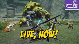 TIME 2 HUNT DAY 2 - Monster Hunter Rise (3-26) !ads !nzxt
