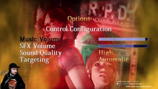 GOD TIER RE2/TOMBRAIDER CROSSOVER - Resident Evil Retold Demo