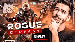 Découverte de Rogue Company ! (et games viewers)