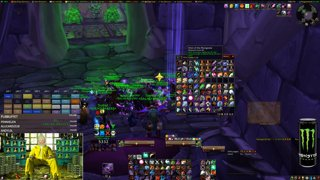 <SALAD BAKERS> Fastest HORDE Naxxramas all time. Salad #1 Ally and Horde!