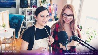 Painting Battle w/ guest Sofia