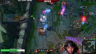Clip: Fastest growing league streamer - Day 17.. hehe.. alyssa if ur seeing this.. come back to me pls.