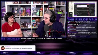 6/17/2020 // Bring your kid to stream #4 - miniWHEAT joins us!
