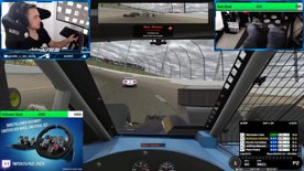 Epic Tour Modified Win on iRacing!