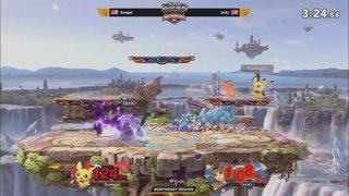 Super Smash Bros. Ultimate North America Open 2019 Qualifier Finals 3/16/19