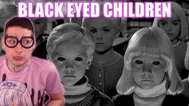 URBAN LEGEND of Black Eyed Children REAL? PSYCHIC TAROT READING