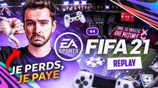 Je lâche des subs si je perds ! (FIFA 21 et pack FUT)