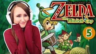 The Legend of Zelda: The Minish Cap - Part 5