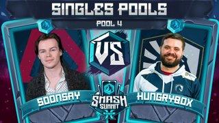 Soonsay vs Hungrybox - Singles Pools: Pool 4 - Smash Summit 10 | Fox vs Puff