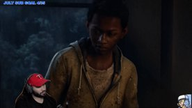 The Last of Us. A shocking ending to Day 3.