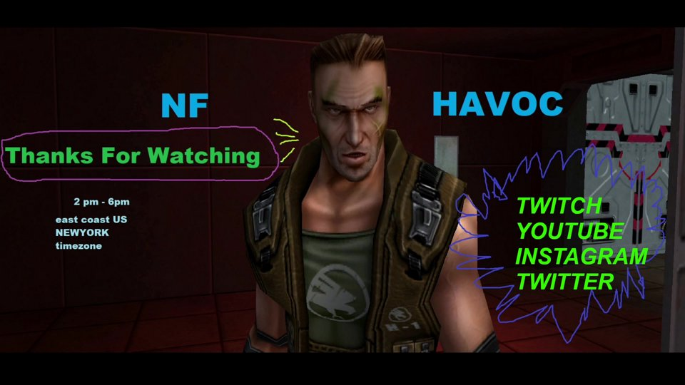 Stream preview from NFHAVOC