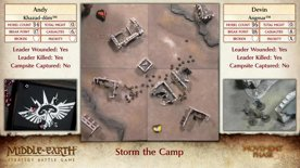 Middle-earth™ Strategy Battle Game Grand Tournament - Day 1: Game 1, Game 2, and Game 3