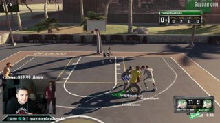 66 Overall Exposes a 99 Overall NBA 2K15 MyPark