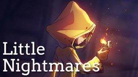 🚢 Žlutá pláštěnka a zapalovač. Je to vše co potřebujeme? 💡 Little Nightmares
