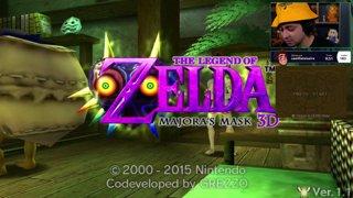 The Legend of Zelda: Majora's Mask - Parte 2