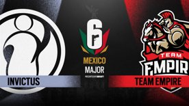 Invictus Gaming vs. Team Empire // Six Major Mexico - group stage - day 1