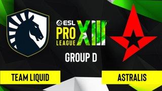 CS:GO - Astralis vs. Team Liquid [Dust2] Map 2 - ESL Pro League Season 13 - Group D