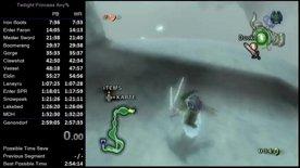 Snowboarding in Shadow Messenger Barrier