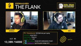 Highlight: THE FLANK!