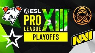 Full Broadcast: ESL Pro League Season 13 - Playoffs Day 22 - April 3, 2021