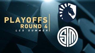 LCS Summer Round 4 - TSM vs TL - Bo5