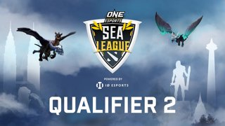Qualifier 2 Finals - ONE Esports Dota 2 SEA League