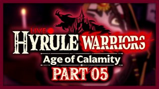 Hyrule Warriors: Age of Calamity :: Part 5