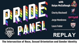 Highlight: Washington Spirit Pride Panel — REPLAY!