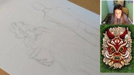 Destacado: Dibujando The boys!