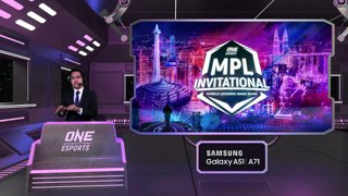 ONE Esports MPL Invitational Day 4 – TODAK vs GEEK FAM – Reptar, TDZ and Wolf