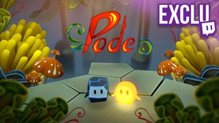 Pode, jeu indé chill co-op Ft. Flora