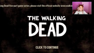 Highlight: The Walking Dead Chapter 4 - (Warning- I scream a lot)