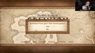Elajjaz plays: The Elder Scrolls IV: Oblivion (part 8)