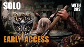 More Baldur's Gate Early Access with CAS
