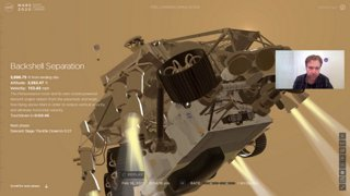 Preview the Perseverance Mars Rover Landing (live demo + Q&A)