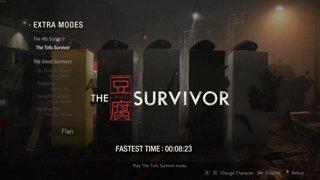 RE2 - HUNK - 6:59 (The 4th Survivor speed-run)