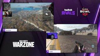 Twitch Rivals: Doritos Bowl ft. CoD Warzone