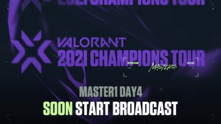 VALORANT Champions Tour JAPAN /// STAGE1 MASTERS Day4