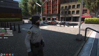 Barry Police Academy day3 | NoPixel | Creator Code: Nova | check !paststreams
